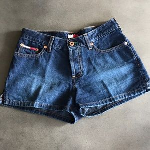 Tommy Hilfiger high waisted sexy short